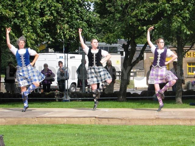 Шотландские танцы схемы